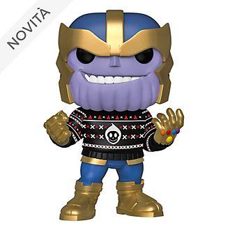 Personaggio in vinile Thanos natalizio serie Pop! di Funko