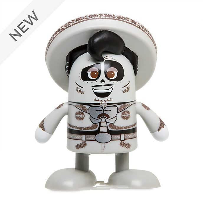 Disney Store Ernesto de la Cruz Shufflerz Wind-Up Toy, Disney Pixar Coco