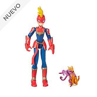 Figura acción Capitana Marvel, Marvel Toybox, Disney Store