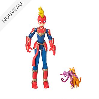 Disney Store Figurine Captain Marvel, Marvel Toybox