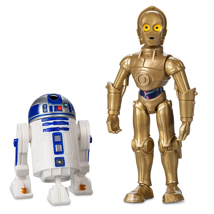 Disney Store Figurine C-3PO, Star Wars Toybox