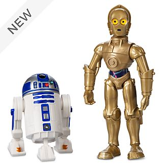 Disney Store Star Wars Toybox C-3PO Action Figure