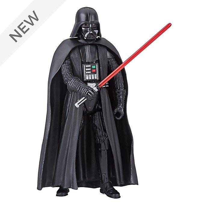 Hasbro Darth Vader Star Wars: Galaxy of Adventures Figure and Mini Comic