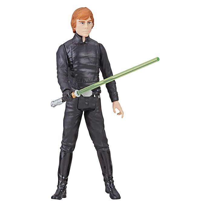 Hasbro Luke Skywalker Star Wars: Galaxy of Adventures Figure and Mini Comic