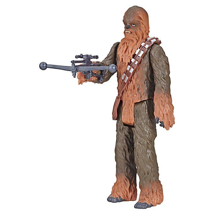 Hasbro Chewbacca Star Wars: Galaxy of Adventures Figure and Mini Comic