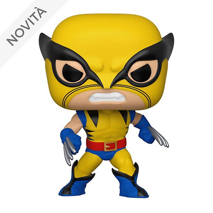 Personaggio in vinile Wolverine 80° anniversario prima comparizione serie Pop! di Funko