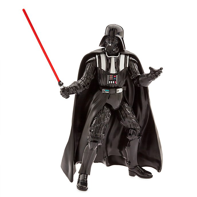 Action figure parlante Darth Vader Star Wars Disney Store