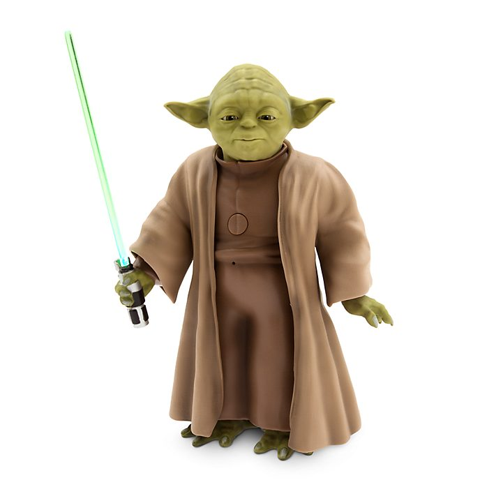 Disney Store Yoda Talking Action Figure, Star Wars
