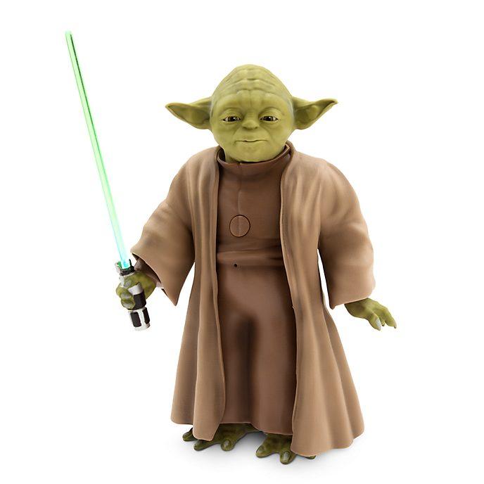 Figura acción parlante Yoda, Star Wars, Disney Store