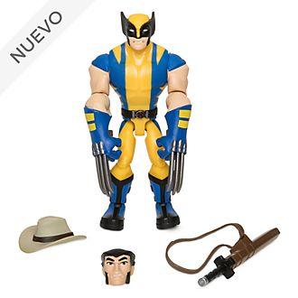 Figura de acción Lobezno Marvel Toybox, Disney Store