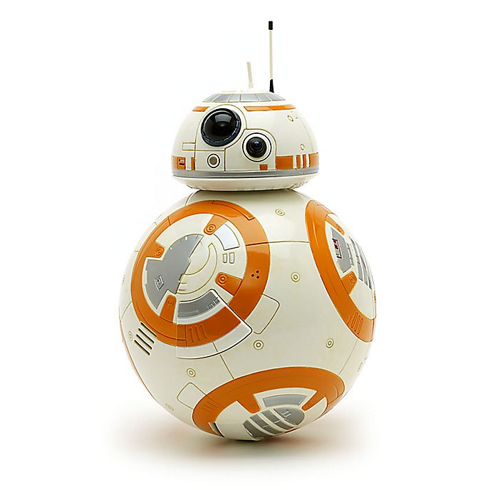 Action figure interattiva BB-8 Star Wars Disney Store