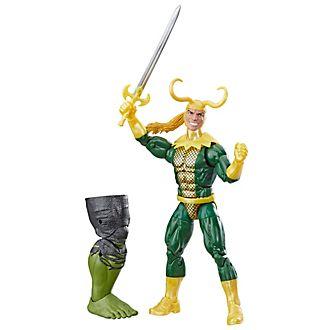 Hasbro Figurine Loki articulée 15cm, Marvel Legends