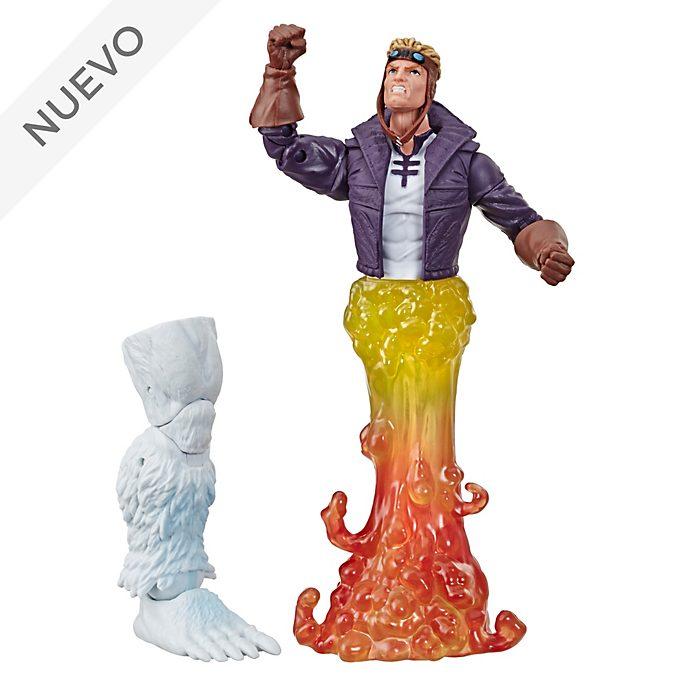 Muñeco de acción Bala de cañón, Marvel Legends, Hasbro (15cm)