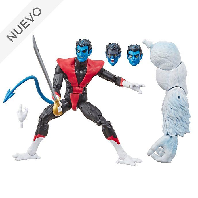 Muñeco de acción Nightcrawler, Marvel Legends, Hasbro (15cm)