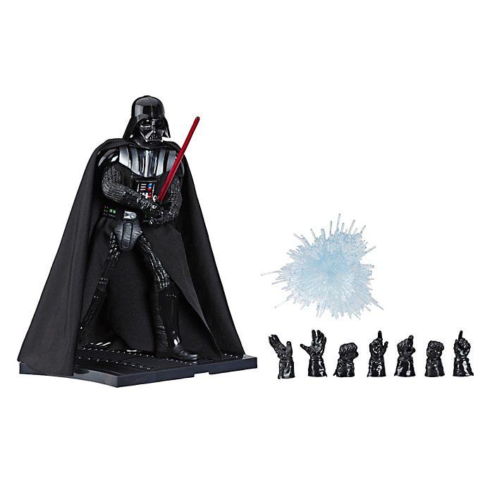 Hasbro coleccionable hiperreal Darth Vader, Star Wars: The Black Series (20cm)