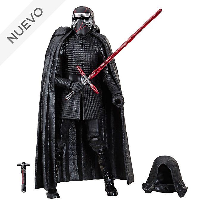 Hasbro figura acción Kylo Ren, Star Wars: The Black Series (15cm)