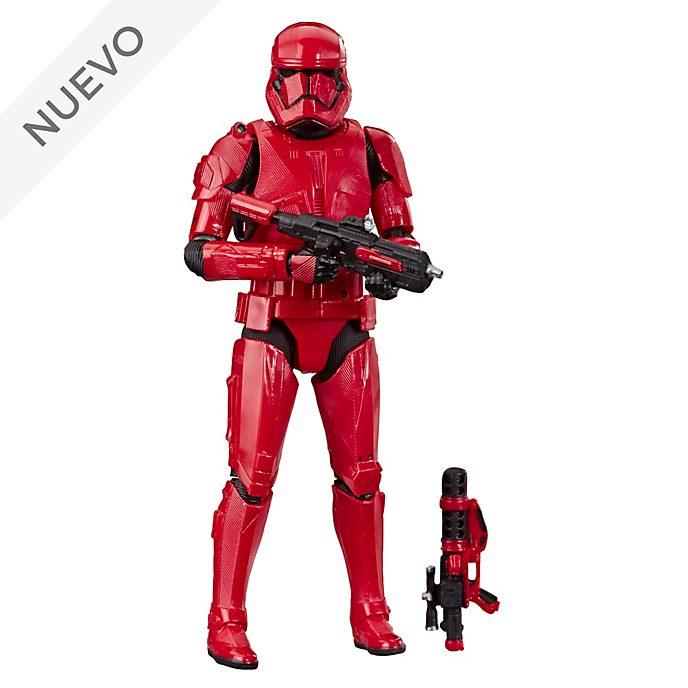 Hasbro figura acción soldado Sith, Star Wars: The Black Series (15cm)