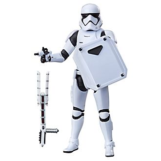 Hasbro figura acción soldado imperial Primera Orden, Star Wars: The Black Series (15 cm)