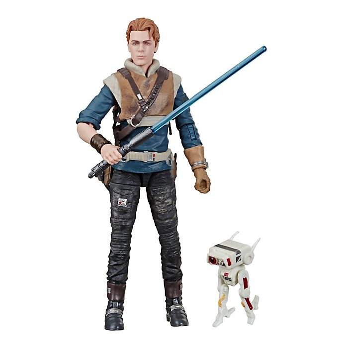 Hasbro Cal Kestis 6'' Star Wars: The Black Series Action Figure