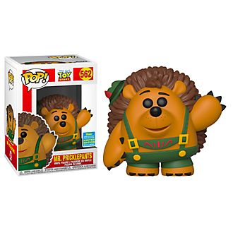 Personaggio in vinile Mr. Pricklepants in esclusiva SDCC serie Pop! di Funko