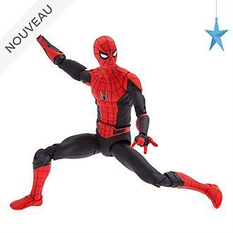 Figurine articulée collector Spider-Man, série Marvel Select