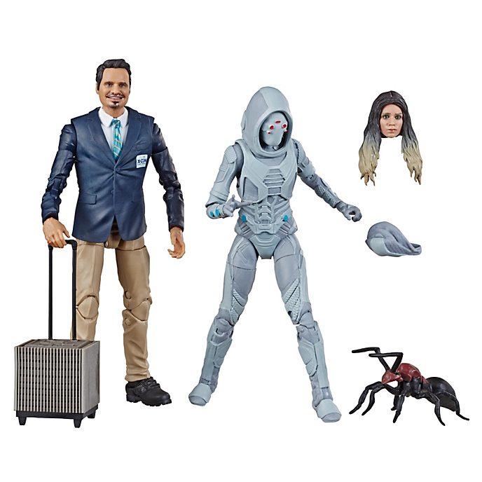 Hasbro - Luis und Ghost - Legends Actionfigurenset, 15cm