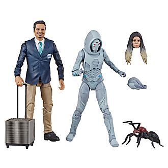Set figuras de acción Luis y Fantasma, Legends, Hasbro (15 cm)
