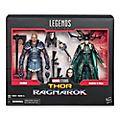 Set figuras de acción Skurge y Hela, Legends, Hasbro (15cm)