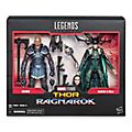 Set di action figure da 15 cm Skurge e Hela serie Marvel Legends Hasbro