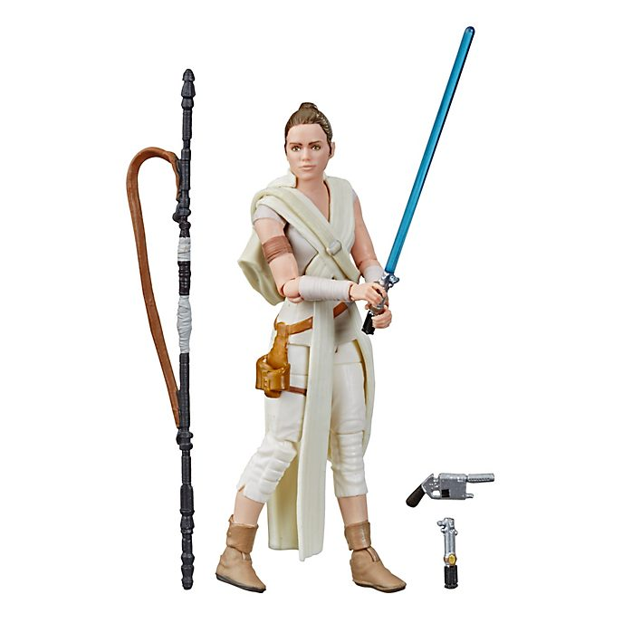 Hasbro Figurine Rey, Star Wars: The Vintage Collection