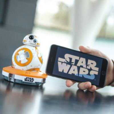BB-8 Interactive Robotic Droid by Sphero, Star Wars: The Force Awakens