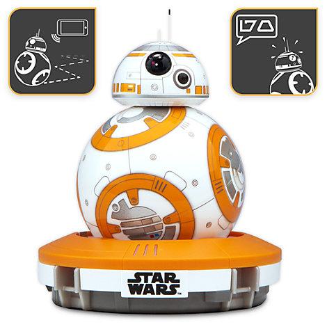 Interaktiv Star Wars BB-8 robotdroide fra Sphero