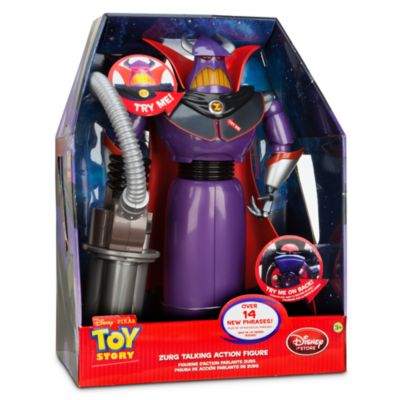 "Emperor Zurg Talking 15"" Figure, Toy Story"