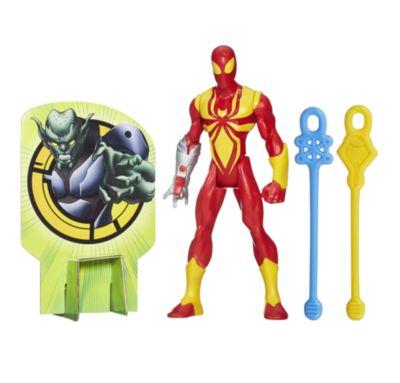 Figurine articulée Iron Spider de 15 cm, Marvel Web Slingers