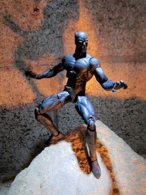 Muñeco de acción Pantera Negra edición especial coleccionista