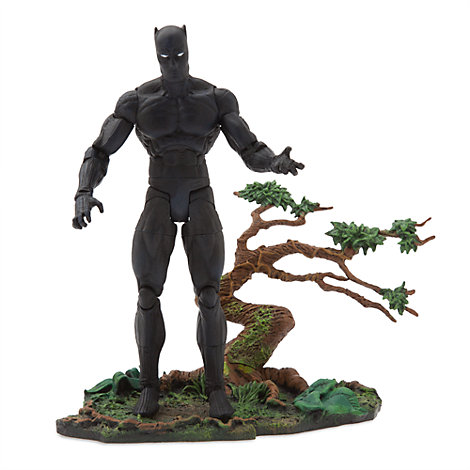 Black Panther - Special Collector Edition Actionfigur