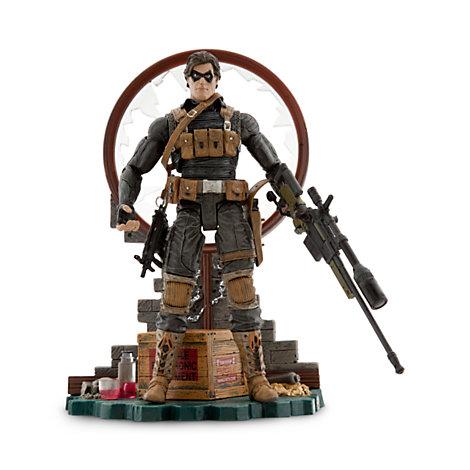 Figurine articulée à collectionner en édition spéciale Le Soldat de l'hiver