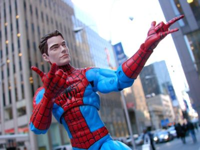Spider-Man Spectacular Action Figure