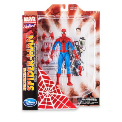 Spectaculaire figurine Spider Man articulée