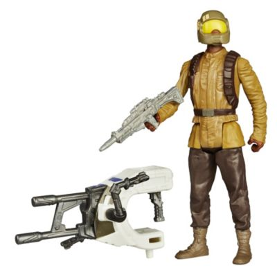 Figurine 9,5 cm Star Wars : Le Réveil de la Force Resistance Trooper Mission Spatiale