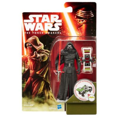 Star Wars: The Force Awakens 3.75'' Figure Forest Mission Kylo Ren