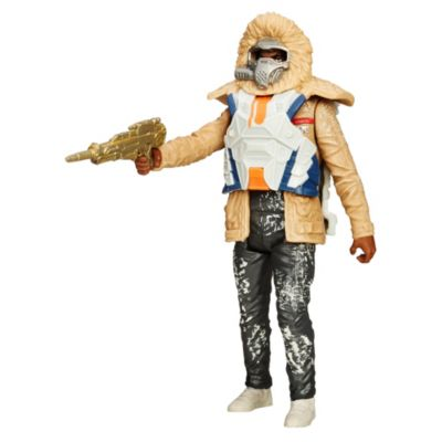 Star Wars: The Force Awakens 3.75'' Figure Snow Mission Armour Finn (Starkiller Base)