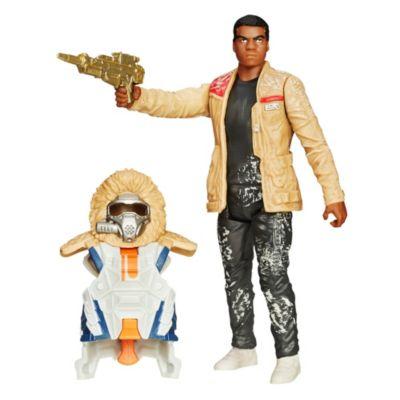 Figurine 9,5 cm Star Wars Le Réveil de la Force Finn en armure (Base Starkiller) Mission Neige