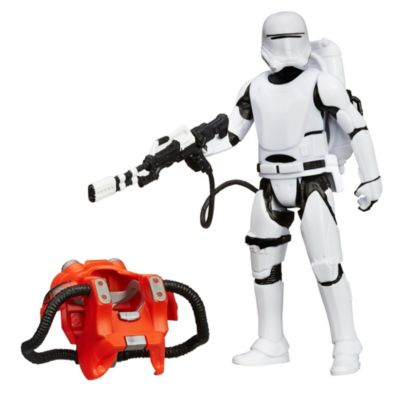Star Wars The Force Awakens Space Mission Armour First Order Flametrooper-figur 9,5 cm