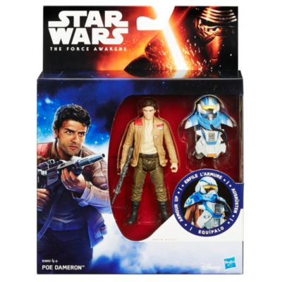 Star Wars: The Force Awakens figur, Space Mission Armour Poe Dameron (Pilot)