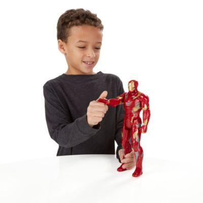 Muñeco de acción Iron Man serie Titan Hero, Capitán América: Civil War (30 cm)