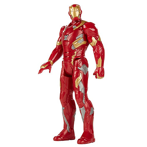 The First Avenger: Civil War - Iron Man Titan Hero Actionfigur (30 cm)