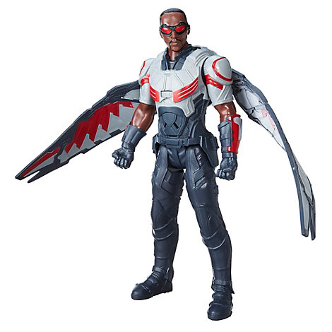 The First Avenger: Civil War - Falcon Titan Hero Actionfigur (30 cm)