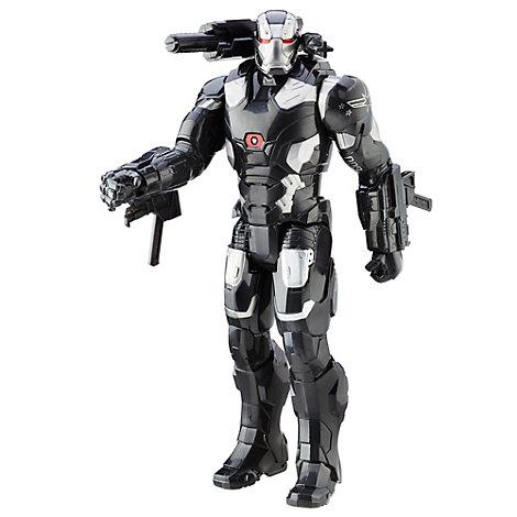 War Machine Titan Hero 12'' Action Figure, Captain America: Civil War