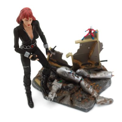 Black Widow Special Collector Edition Action Figure